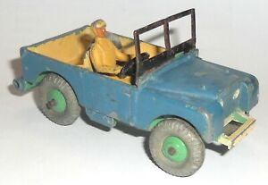 DINKY TOYS - LAND ROVER 1950-54