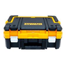 Dewalt Small Parts Tool Storage Organizer Stackable 7-Compartment Long Handle