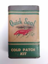 VINTAGE Quick Seal Cold Patch Bicycle Tire Inner Tube REPAIR KIT Durham NC