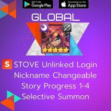 [Global] Martial Artist Ken   Epic Seven Epic 7 Name Change ML Starter Account