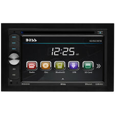 BOSS AUDIO BV9351B Boss Double Din 6.2 Touchscreen with BT/Remote 320 Watts