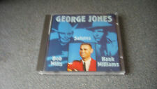 George Jones Salutes Hank Williams and Bob Wills