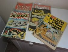 Hansi Comic And 4 Other Wwii Related Comics