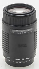 Sigma DL Zoom 75-300mm 4-5.6 75-300 mm Multi Coated AF für Minolta Sony