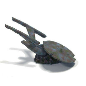 "Universe Explorer ""Star Trek Style"" small Aquarium Fish Tank Ornament"