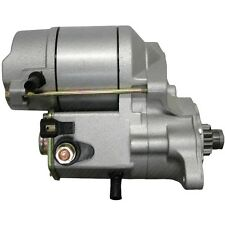 New Kubota Starter 16235-63010 One Year Warranty