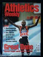 ATHLETICS WEEKLY - WILSON KIPKELER - FEB 23 2000