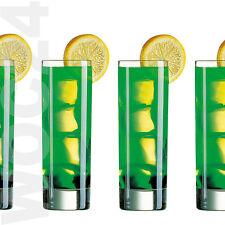 6 Cocktail Longdrink Saft Glas Gläser 31 cl Longdrinkgläser Cocktailgläser