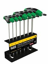 "Klein Tools JTH67T 7-Piece 6"" Torx® Journeyman T-Handle Set with Stand"