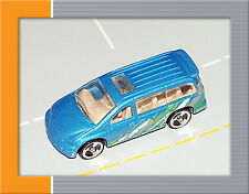 1998 Hot Wheels: Dodge Caravan _ ** Yosemite Art **