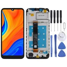 LCD Replacement Display Digitizer Touch Black For Huawei Y5 2019 With Frame