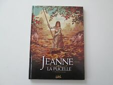 JEANNE LA PUCELLE T1 EO2012 TBE/TTBE ENTRE LES BETES ET LE EDITION ORIGINALE DD1