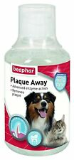 Beaphar Plaque Away Mouthwash Dog Dental Care Fresh Breath for Cats & Dogs 250ml