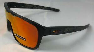 Oakley Crossrange Shield - Matte Black Prizmatic/Prizm Ruby Lens - OO9387-09