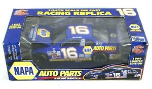 1999 Limited Edition Sean Woodside #16 1:24th Scale Die Cast Racing Replica