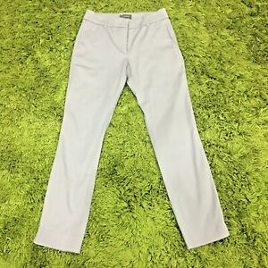 Sussan Tailored Pants Size 6 Light Grey