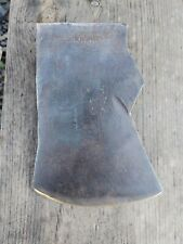 Vintage Collins Legitimus old Timer Jersey Axe Head 3 lbs 2 oz