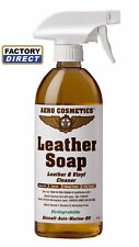 Leather Soap 16 oz. Leather vinyl cleaner for Aircraft Car RV Motorcycle Boat