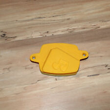 Fisher Price Laugh & Learn Learning FARM Yellow Battery Cover REPLACEMENT Part