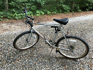 """Vintage Ross Mountain Bike High Tech Mt Washington Model  XL 23"""" Frame"""