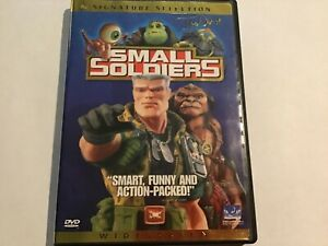 Small soldiers signature selection DVD READ DESCRIPTION