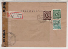 All. bes./notifi. alin. im. 932, entre otros,, R-Berlin-Friedenau, 25.9.47, AKS, US-trenes de