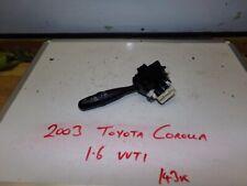 Toyota Corolla T3 Indicator Stalk Switch