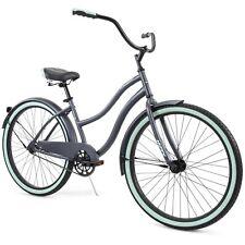Huffy Cranbrook Women's Comfort Cruiser Bike - 26-inch wheels - Gray