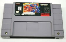 Mega Man 7 (Super Nintendo, 1995) 100% Authentic  Tested & Working Fast Shipping