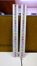 2x Wescott Flower Like Pattern Ruler You Get Two Rulers!