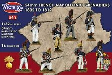 54MM FRENCH NAPOLEONIC GRENADIERS 1805-1812 - VICTRIX- SENT FIRST CLASS