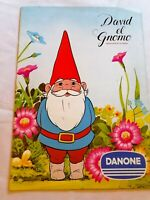 Album  David el Gnomo Danone Completo1985