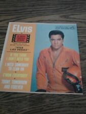 Elvis  Presley Viva Las Vegas EP EPA-4382 Great Condition