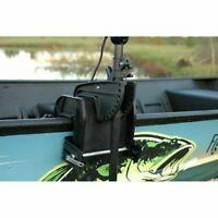Universal Thrust Trolling Motor Mount Jon Utility Boat Side Bow Accessory