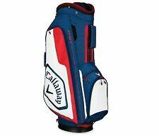 Callaway 5119004 Chev Navy/white/red Cart Club Divider Golf Bag