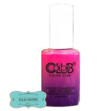 Color Club Mood Changing Nail Lacquer Shady Lady Amp19