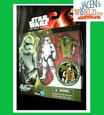 "Stormtrooper Wave 1 Force Awakens Action Figure Star Wars 3.75"" Armor up Series"