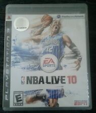 NBA LIVE 10~PLAYSTATION 3~ Complete