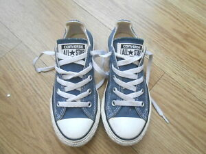 CONVERSE ALL STAR TRAINERS  SIZE UK 13
