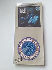 Miles Davis KIND OF BLUE cd 1ST PRESS LONGBOX(long box)John Coltrane.Bill Evans