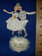 Our First Christmas Ornament Nutcracker Ballet Style 5955 116