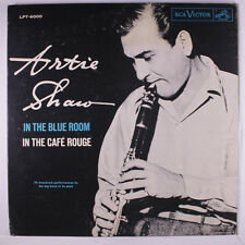 ARTIE SHAW: In The Blue Room/in The Cafe Rouge LP (Mono, 2 LPs, gatefold cover)