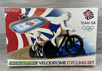 Scalextric G1072 Team GB Velodrome 2012 Track Cycling **FAULTY SPARES & REPAIRS*