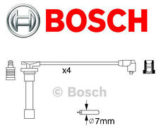bosch plug lead set : honda accord civic crx concerto and rover 216 416