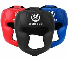 Kick Boxing Helmet Men Women Karate Muay Thai Martial Arts Fight Mma Equipment