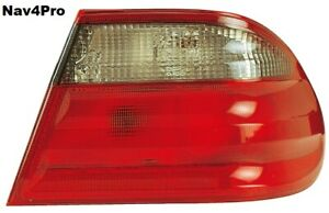 NEW 2000-2002 Mercedes-Benz E-Class Sedan Right Outer Clear OE Style Tail Light