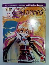 The Slayers n. 16 di Kanzaka, Yoshinaka, Araizumi - ed. Planet Manga