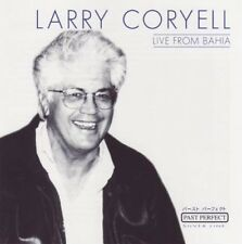 Larry Coryell - Live from Bahia - CD -