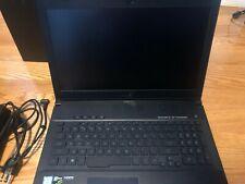 ASUS ROG GU501GM-BI7N8 Gaming Laptop GTX 1060, 16GB RAM, 1TB+128 SSD