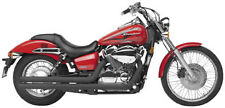 07-09 HONDA SHADOW SPIRIT VT750 ROAD BURNER HARD KROME STREET PROS EXHAUST PIPES